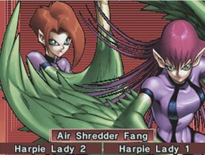 Harpie Lady 1