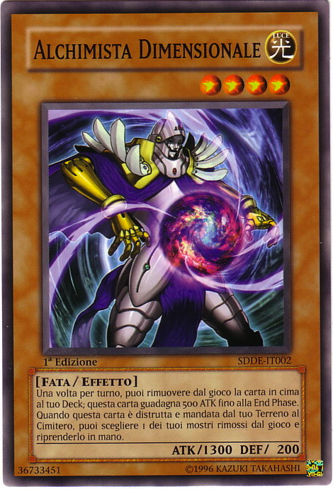 Alchimista Dimensionale