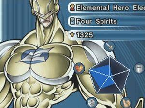 Elemental Hero Electrum