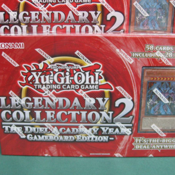 Yugioh Legendary Collection GameBoard Edition Yu-Gi-Oh! Brand New!