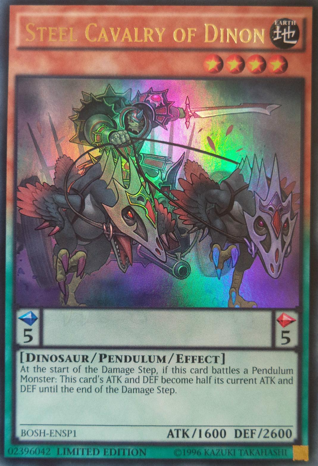 Breakers of Shadow Sneak Peek Participation Card (TCG-EN-LE)