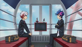 Yu-Gi-Oh! VRAINS - Episode 050