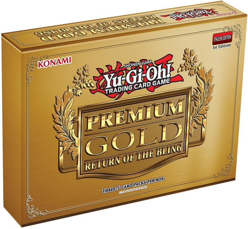 Premium Gold: Return of the Bling