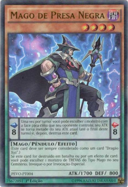 Black Fang Magician