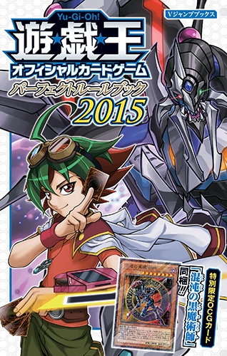 Perfect Rulebook 2015 promotional card