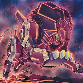 Super Quantal Mech Beast