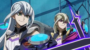Yu-Gi-Oh! ARC-V - Episode 108
