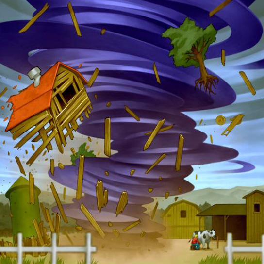 Tornado Localizzato