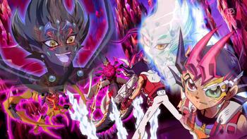 Yu-Gi-Oh! ZEXAL - Episode 110