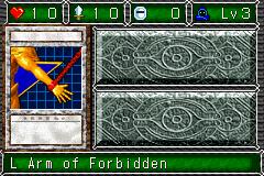 L Arm of Forbidden (DDM)