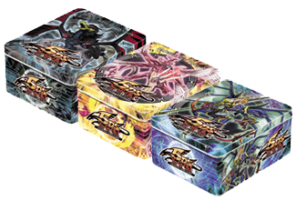 Collectible Tins 2010 Wave 1