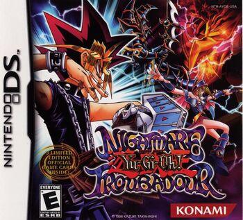 <i>Yu-Gi-Oh! Nightmare Troubadour</i>