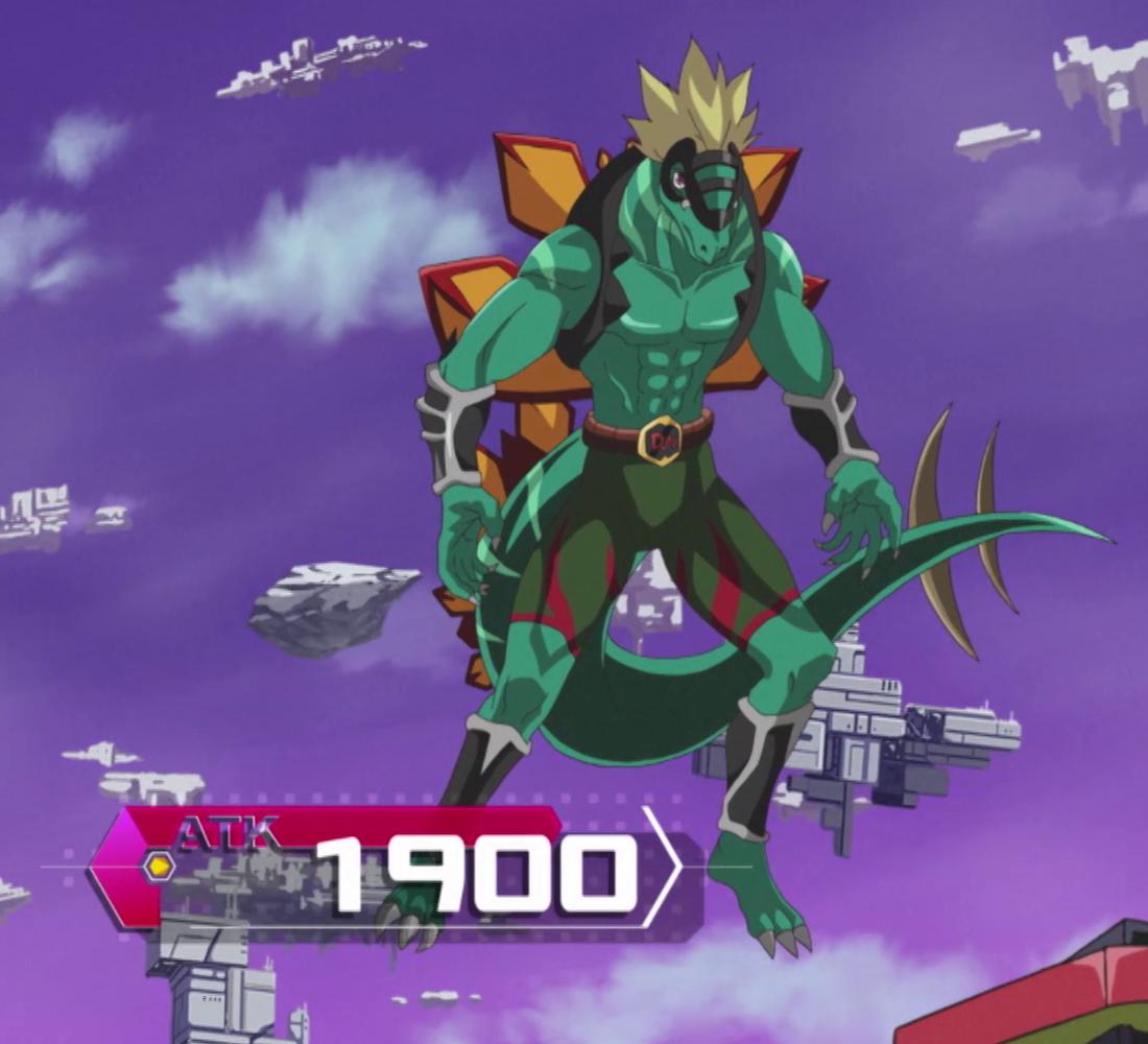 Dinowrestler Systegosaur (anime)