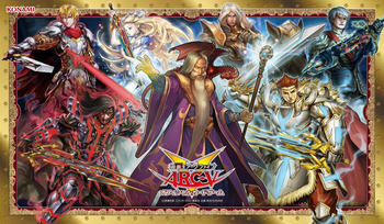 Duel Field EX Epic of Noble Knights: Holy Sword of Guidance