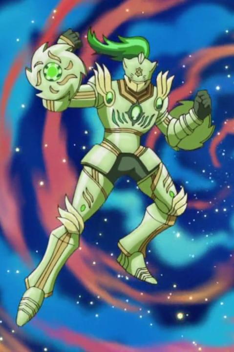 Gem-Knight Emerald (anime)