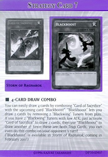 4-card draw combo