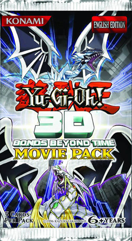 Yu-Gi-Oh! 3D Bonds Beyond Time Movie Pack