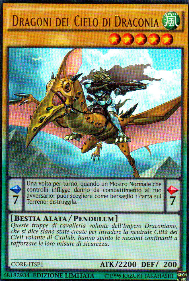 Clash of Rebellions Sneak Peek Participation Card (TCG-IT-LE)