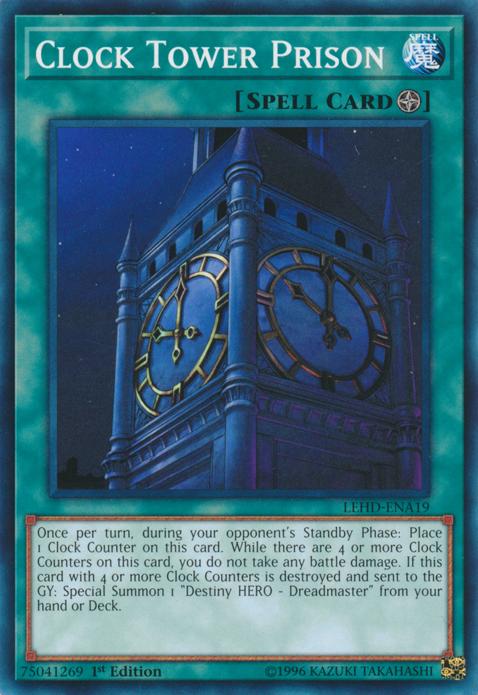 Clock Tower Prison
