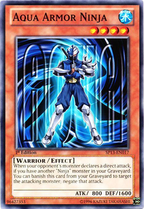 Aqua Armor Ninja