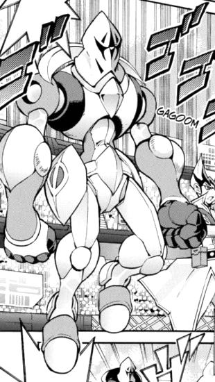 Photon Advancer (manga)