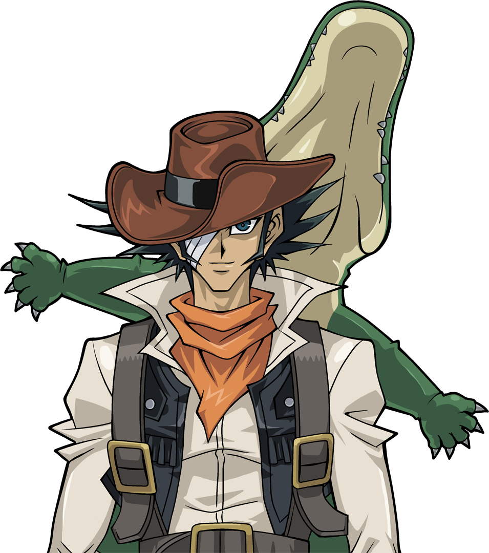 Jim Crocodile Cook (Legacy of the Duelist)