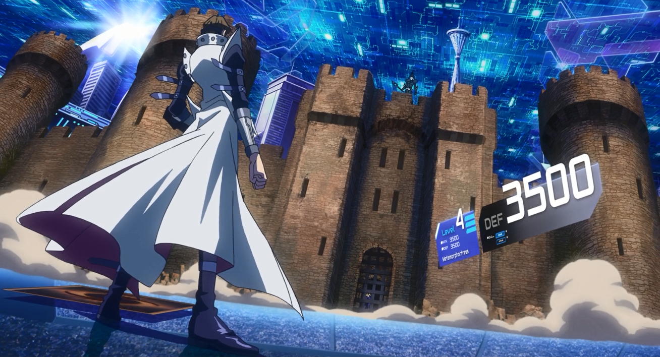 Metamorphortress (anime)