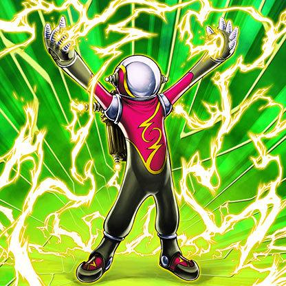 Telekinetic Shocker (anime)