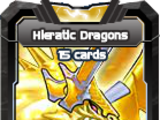 Hieratic Dragons Deck