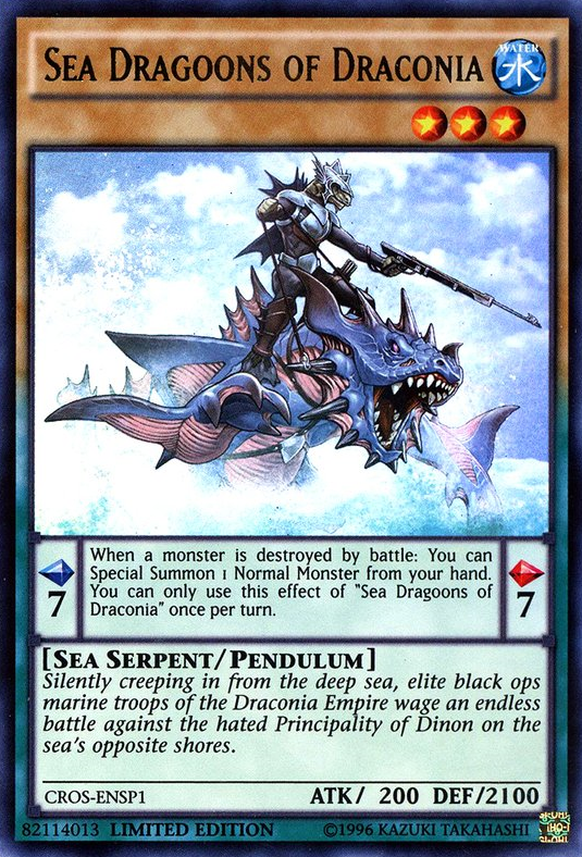 Crossed Souls Sneak Peek Participation Card (TCG-EN-LE)