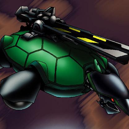 Catapult Turtle (anime)