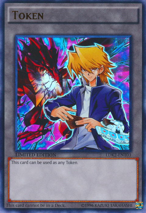 Token (Joey and Red-Eyes Black Dragon)