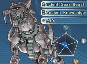 Ancient Gear Beast