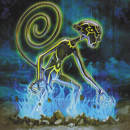 Earthbound Immortal Cusillu (anime)