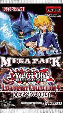 Legendary Collection 4: Joey's World Mega Pack