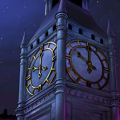Clock Tower Prison (anime)