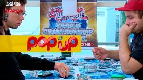 Campeonato Yu-Gi-Oh - POP UP