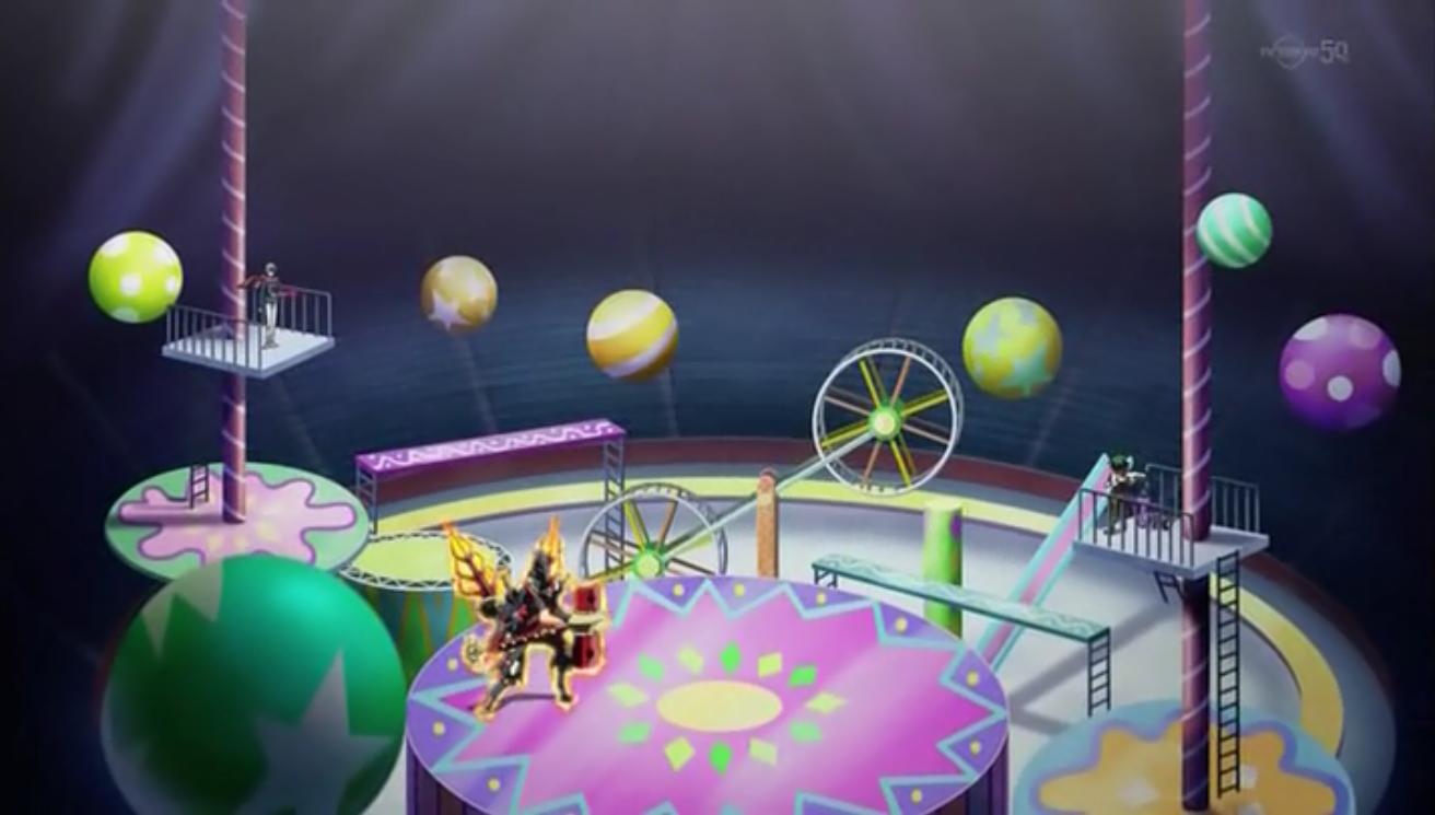 Acrobatic Circus