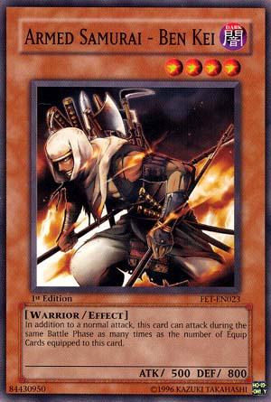 Armed Samurai - Ben Kei