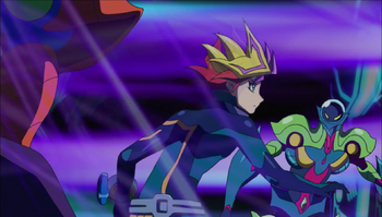 Yu-Gi-Oh! VRAINS - Episode 016