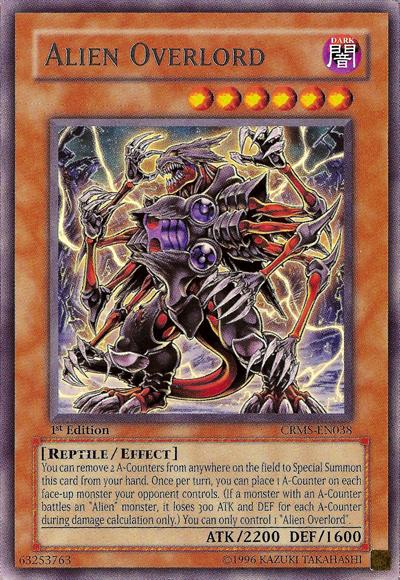 Alien Overlord