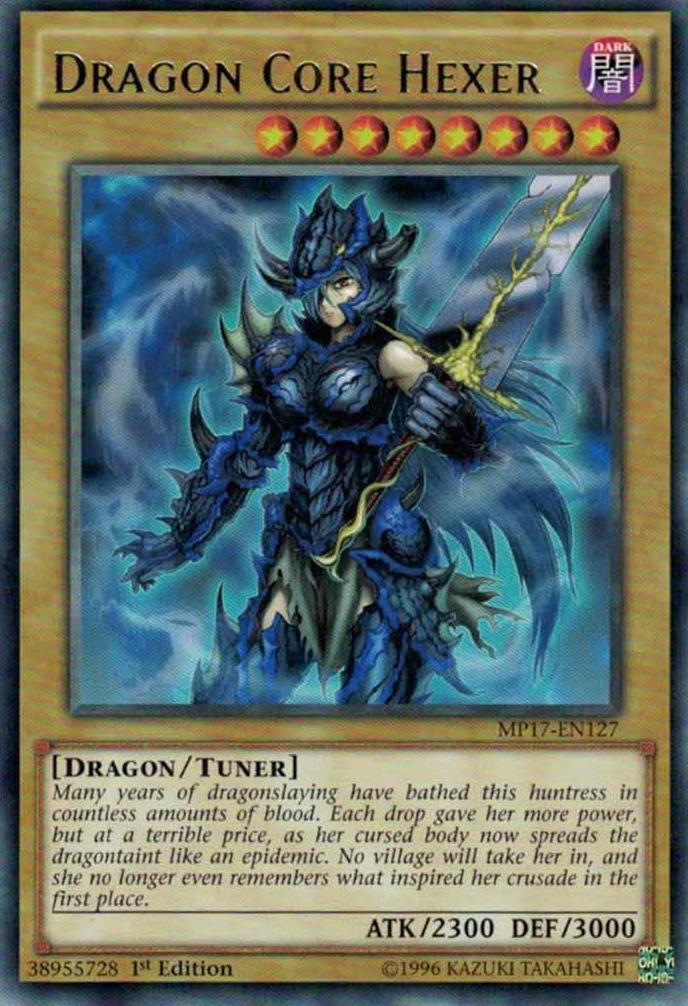 Dragon Core Hexer