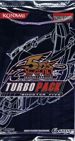 Turbo Pack: Booster Five