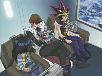 Yu-Gi-Oh! - Episode 074