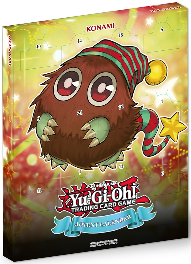 Yu-Gi-Oh! Advent Calendar (2019)