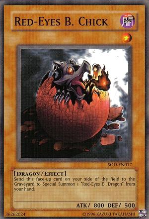 Black Dragon's Chick