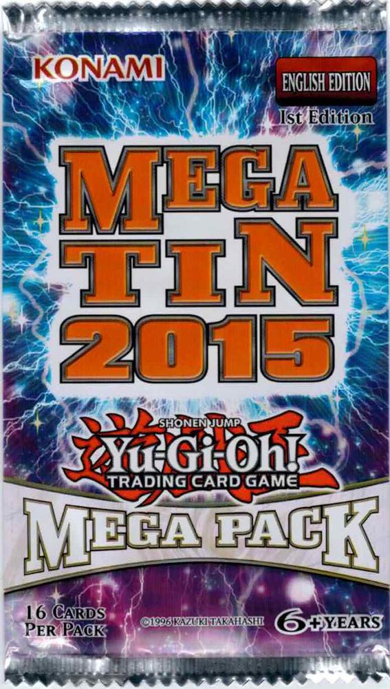 2015 Mega-Tin Mega Pack