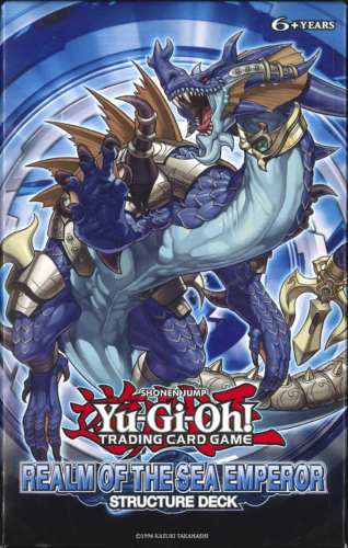 Realm of the Sea Emperor Structure Deck