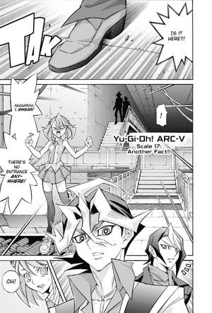 Yu-Gi-Oh! ARC-V - Scale 017