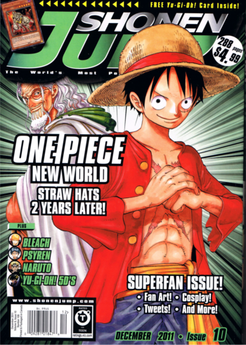 <i>Shonen Jump</i> Vol. 9, Issue 10